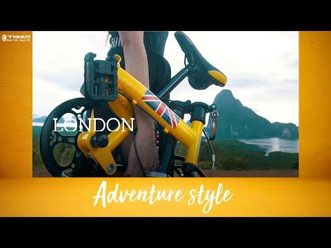 จักรยาน Tiger London Good bike Good life