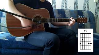 Oasis - Talk Tonight. (Acoustic Guitar Cover by Wraith w/ Tabs).