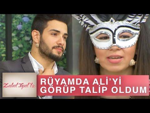Zuhal Topal'la 177. Bölüm (HD) | Ali'nin Gizemli Talibi Leyla Paravan Açılınca Öyle Bir Şey Dedi ki!