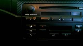 BMW e46 Business CD Bluetooth