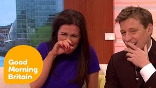 Richard Arnold's 'Fart' Gives Susanna The Giggles | Good Morning Britain