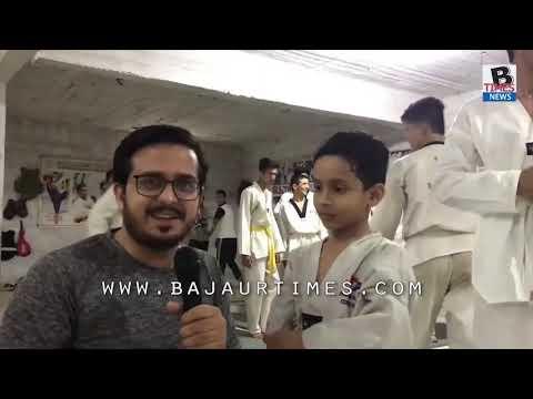 Martial Arts  Gymnastic Center Karachiؔ Report By Junaid Shah Soori