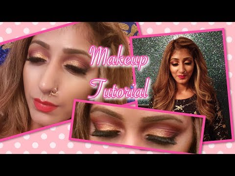 Makeup Tutorial Eyeshadow Cut Crease thumbnail