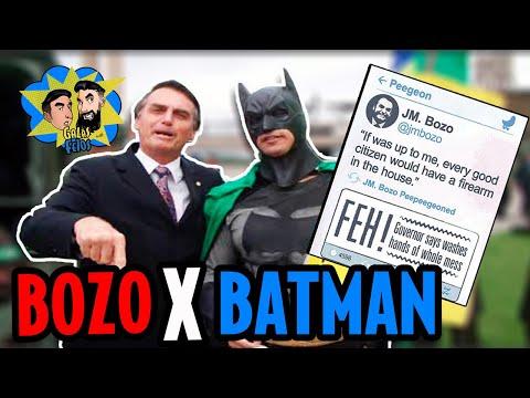 Quem é O Batman Que Pode Derrotar Bolsonaro Nas Urnas |  Galãs Feios