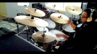 Duran Duran - Come Undone (DRUM COVER)