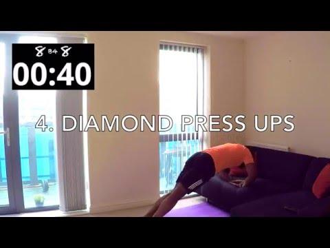 8b48 Home Workout: Netflix & Chill