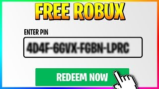 The BEST FREE Way To Get ROBUX In Roblox 2019!