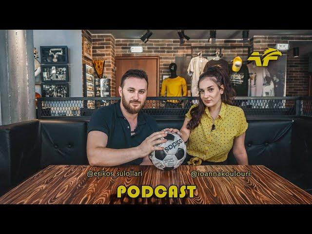 Vidcast #1:  Δείτε όλη την κιτρινόμαυρη επικαιρότητα της εβδομάδας