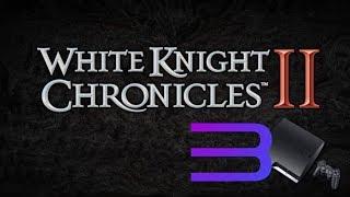 White Knight Chronicles II - RPCS3 TEST (InGame)