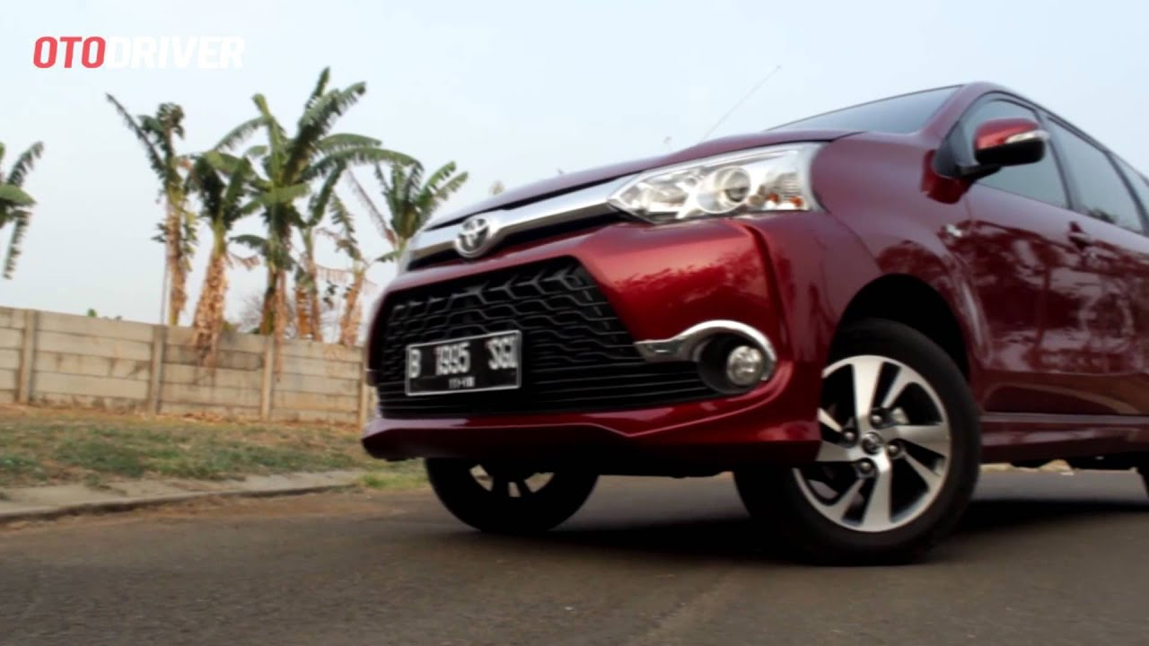 suspensi grand new veloz avanza pakai premium toyota 2015 review indonesia otodriver part 1 2