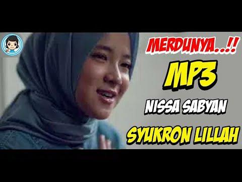 cara-download-syukron-lillah-nissa-sabyan-mp3
