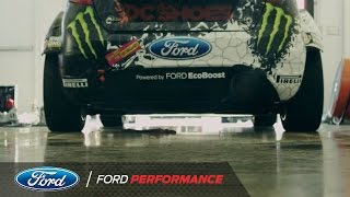 Ken Block's Ford Fiesta: Stage Rally to Rallycross | Performance by Design | Ford Performance