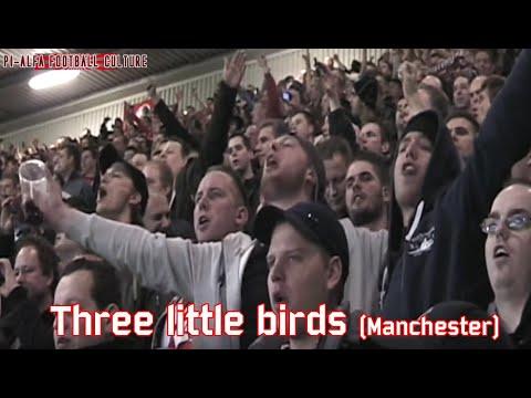 Three little birds in Manchester (Ajax)