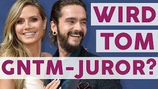 GNTM 2019: Holt Heidi Klum Tom in die Jury? 😲 | STARS