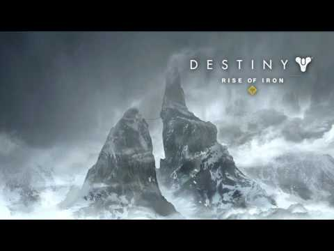 Destiny: Rise of Iron OST - Eyes Up (Extended) - A Khvostov Rising ver.