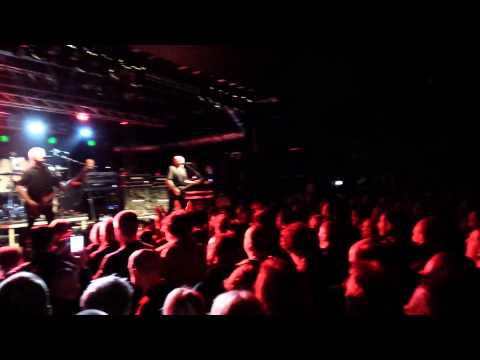 The Stranglers live at the o2 Academy. March On Tour 2015.