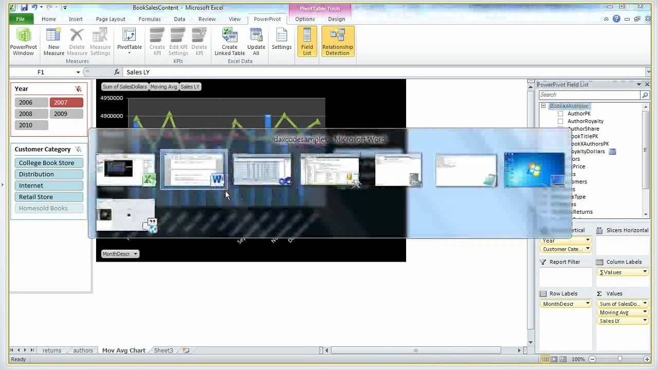 whats new in microsoft sql server 2012 powerpivot sql