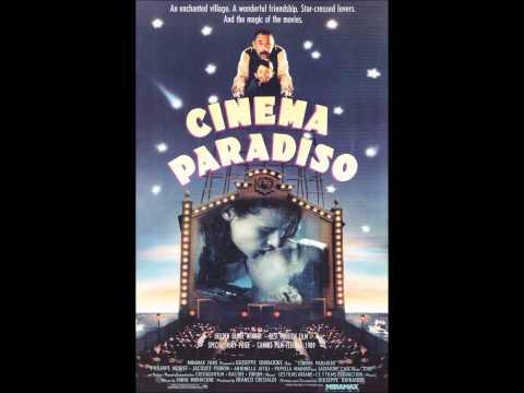 Banda Sonora de Cinema Paradiso de Giuseppe Tornatore