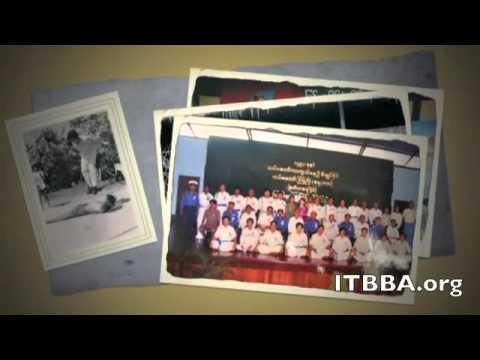 Thaing Byaung Byan Bando Banshay Vintage Photos