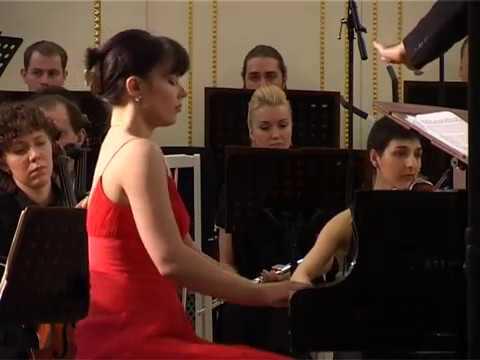 Ekaterina Mechetina (piano) 2009-04-17
