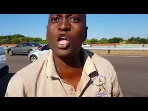 Gauteng Traffic Officer Assaults Citizen, South Africa