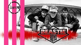 The Samples: BEASTIE BOYS: Licensed To Ill Edition