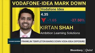 Franklin Templeton Marks Down Vodafone-Idea Exposure