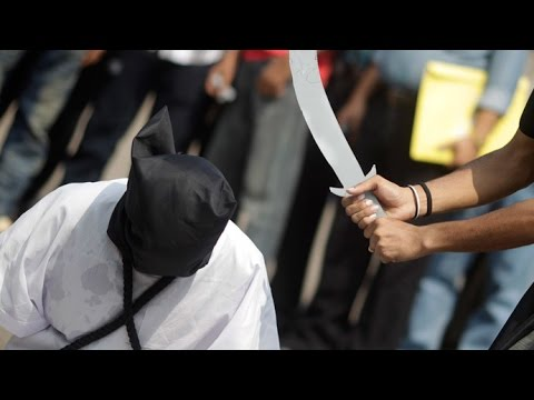 Saudi Arabia Is Beheading Children & Disabled People