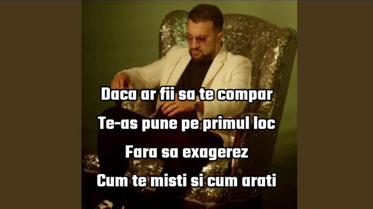 Tzanca Uraganu - Manca-ti-as Hazu (Versuri/Lyrics)