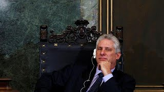 Miguel Diaz-Canel: The Post-Castro President thumbnail