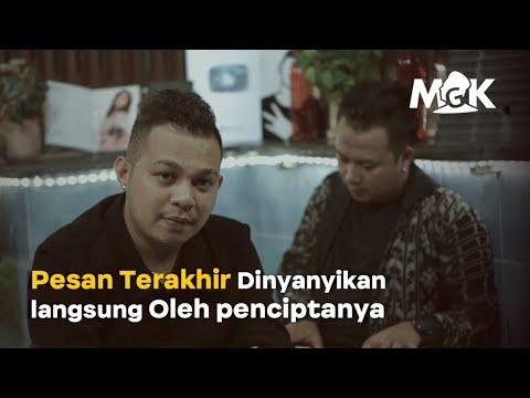 Download LYODRA - Pesan Terakhir - Mario G Klau Version.