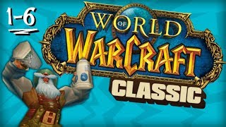 The WoW Classic Hype Series | Light's Hope WoW Leveling | LvL 1-6