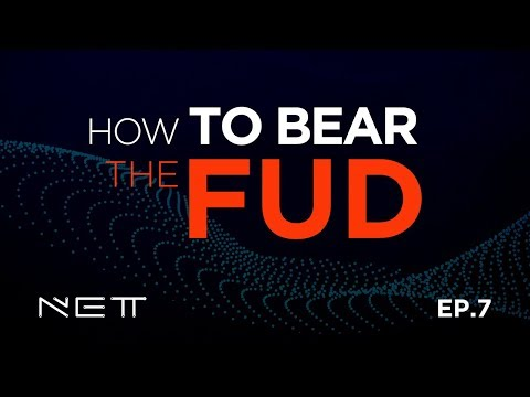 How to Bear the Fud - Avoid Bad Actors, Passive Income, Elliott Waves | Nett.io ep7