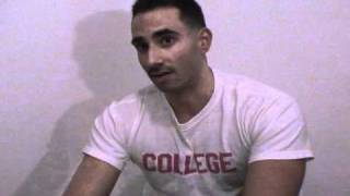 One of DomMazzetti's most viewed videos: Dom Mazzetti vs. Four Loko