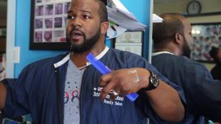 African-American barbershop discusses support for Trump