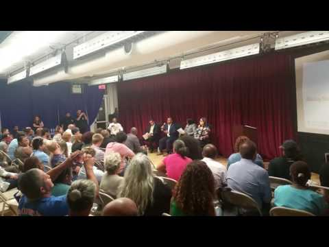 HENRY LIVE @ EAST HARLEM 8TH DISTRICT CITY COUNCIL  FORUM/DEBATE