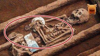 重磅!山東發現5千年前「遠古巨人」墓群,震撼考古界!【楓牛愛世界】