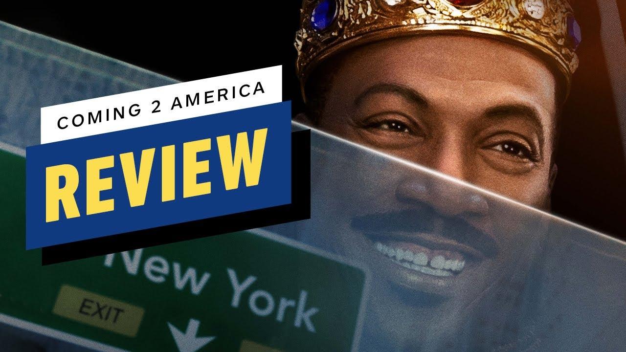 'Coming to America 2' review: Eddie Murphy, Arsenio Hall return
