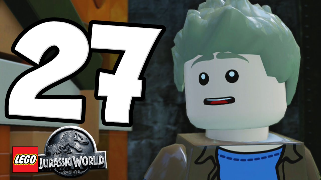 how to get 2 players with lego jurassic world ps4