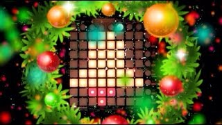 DJ Snake - (Bird Machine) (feat. Alesia) [Jingle Bells Version] - Launchpad Light Show