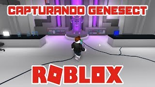 👾 How to capture the legendary Pokémon Genesect ROBLOX BRICK BRONZE