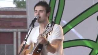 Download Kris Allen Falling Slowly MP3 song and Music Video