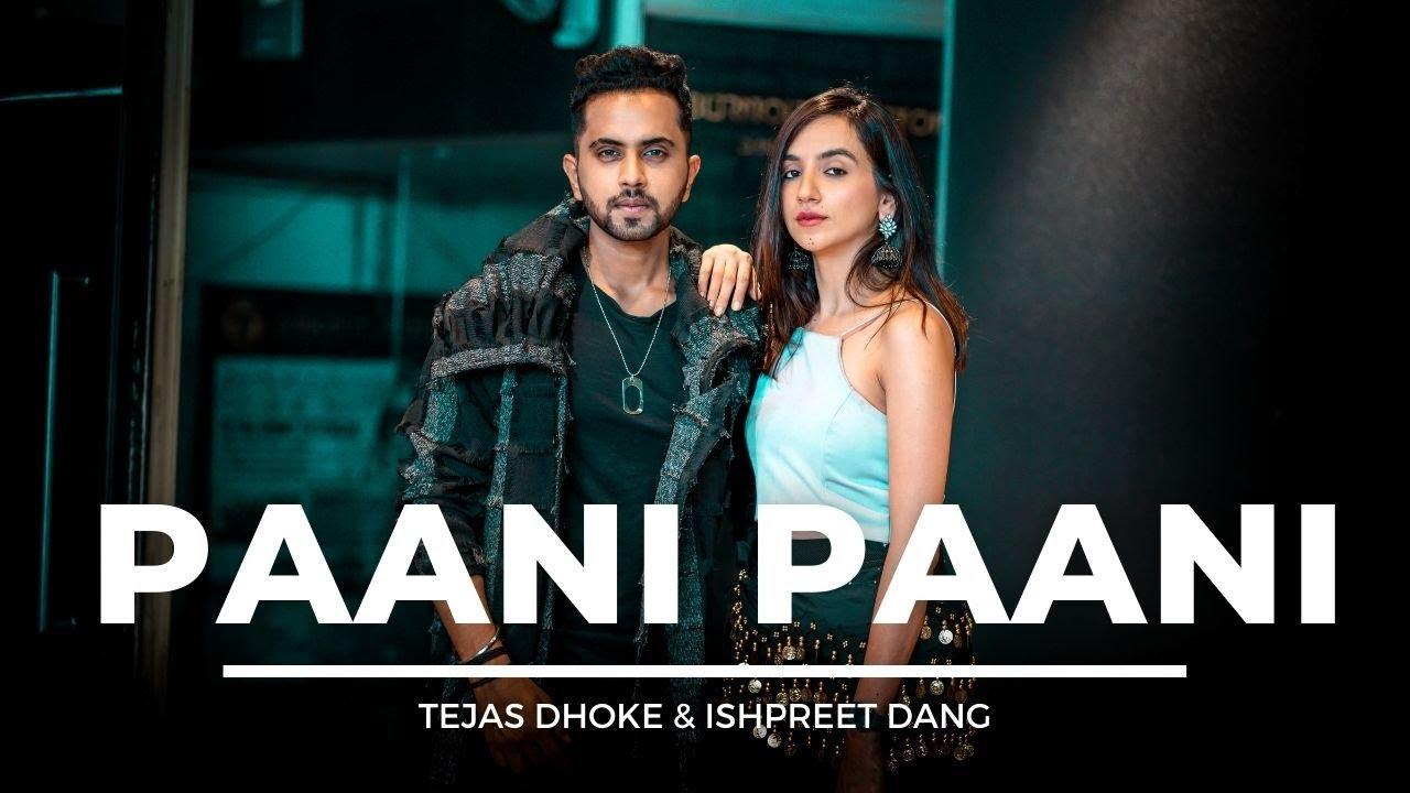 PAANI PAANI | Tejas Dhoke & Ishpreet Dang | Badshah, Jacqueline | Dancefit Live