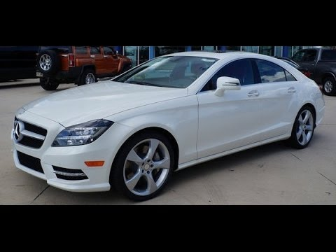 2014 Mercedes Benz CLS 550 Walk Around Review Tour