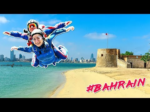 10 Places You Should Not Miss In BAHRAIN !!