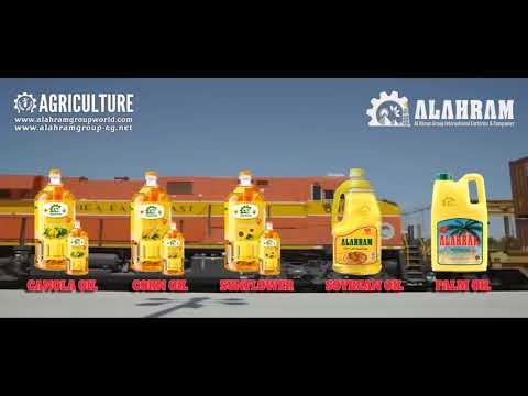 (Al Ahram Group )  Including sunflower oil, rapeseed oil, soybean oil etc