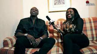Chuddy K live in Malaysia Interview