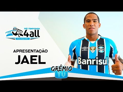 [APRESENTAÇÃO] Jael l GrêmioTV