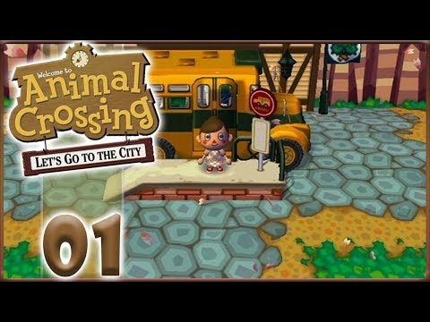 🔴Nouvelle VIE, ANIMAL CROSSING let's go to the CITY ! [FR-ACLTTC]