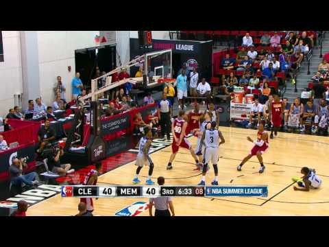 Thumbnail: Cleveland Cavaliers vs Memphis Grizzlies Summer League Recap